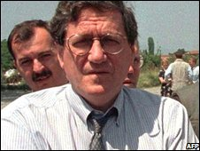 Richard Holbrooke in the Balkans, 1998