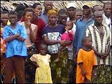 Bakassi villagers