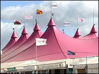 Pafiliwn Eisteddfod