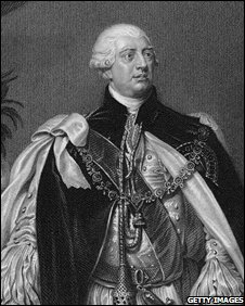 Portrait of George III (Kean Collection/Getty Images)