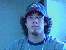 Picture of Tim McLean (From Myspace)