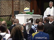 Adam Chadwick funeral