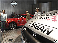Coche de Nissan