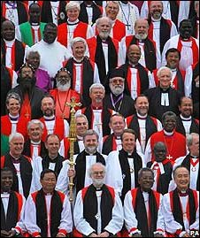 Bishops at Lambeth Conference
