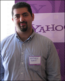 Yahoo shareholder Matthew Rafat