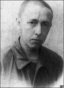 Alexander Solzhenitsyn in 1945