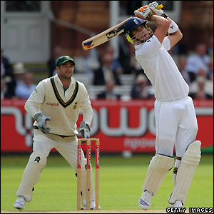 Pietersen hits 152 against South Africa at Lord's