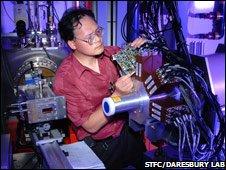 SRS (STFC/Daresbury Lab)
