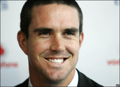 Pietersen is the new England captain