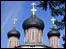 Большой собор Донского монастыря в Москве