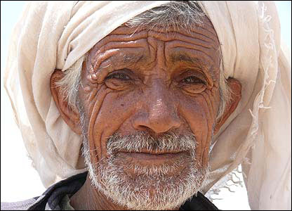 Abuelo beduino