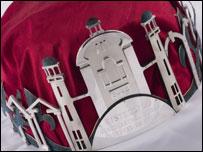 Coron Eisteddfod Genedlaethol Caerdydd a'r Cylch 2008