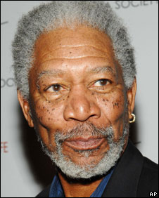 Morgan Freeman (file photo)
