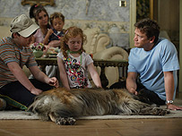 James Forde, Shona McGarty, Devon Higgs, Maisie Smith, Sid Owen and Kyte