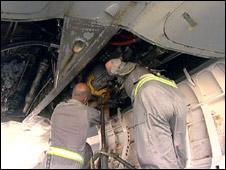 Nimrod mechanics