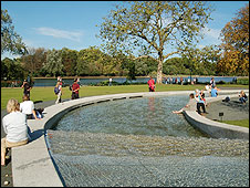 Diana, Princess of Wales Fountain