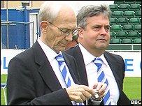 Ron Craig and Nick Higgs