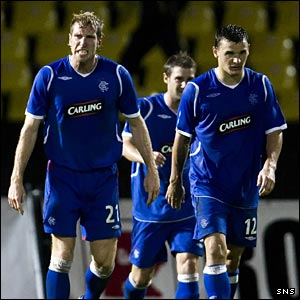 Kirk Broadfoot and Lee McCulloch