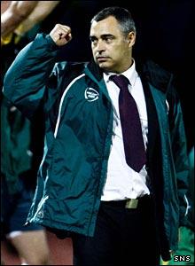 Kaunas coach Jose Couceiro