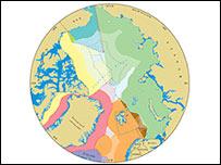 Карта, составленная специалистами Даремского университета