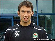 Blackburn's latest signing Julio Santa Cruz