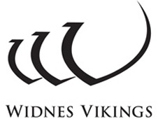 Widnes Vikings badge