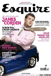James Corden