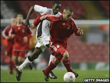Accrington new signing Jimmy Ryan