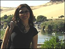 Aya, Cairo, Egypt