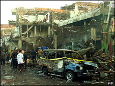 Aftermath of 2002 Bali bombing