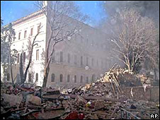 Aftermath of 2003 bombing of British consulate in Istanbul, Turkey