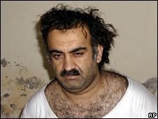 Khalid Sheikh Mohammed (file)