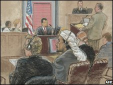 Salim Hamdan trial