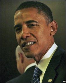 Barack Obama - AP