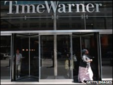 Time Warner office