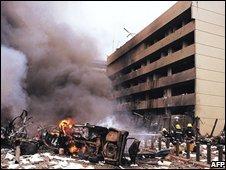 Nairobi bomb attack
