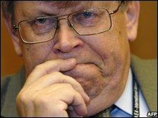 IAEA deputy head Olli Heinonen