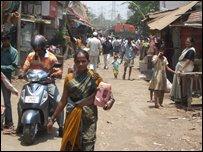 Dharavi street