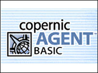 Copernic website