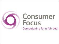 Consumer Focus logo