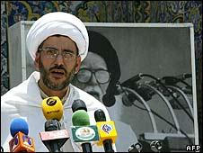 Sheikh Obeidi, Moqtada Sadr's spokesman