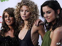 Shenae Grimes, AnnaLynne McCord, Jessica Stroup