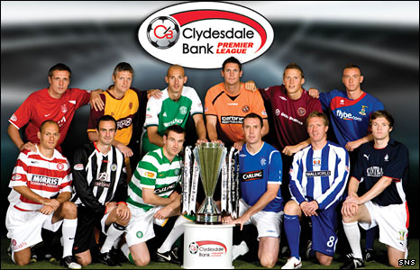 Bbc football scottish premier