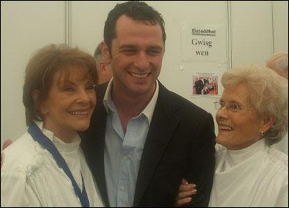 Matthew Rhys a Margaret Willimas