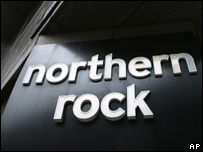 Edificio del banco Northern Rock