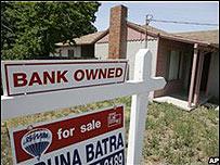 Vivienda retomada por un banco