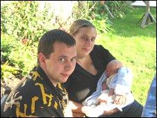 David, Nicole and Joshua Redman