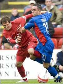 Jamie Smith and Dougie Imrie