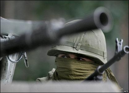 О ходе боев в Цхинвали поступает противоречивая информация