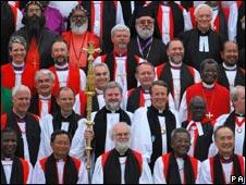 Bishops at Lambeth Conference